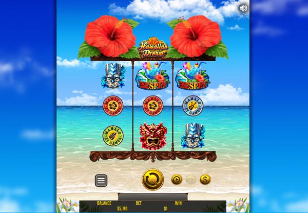 HawaiianDreamのイメージ画像