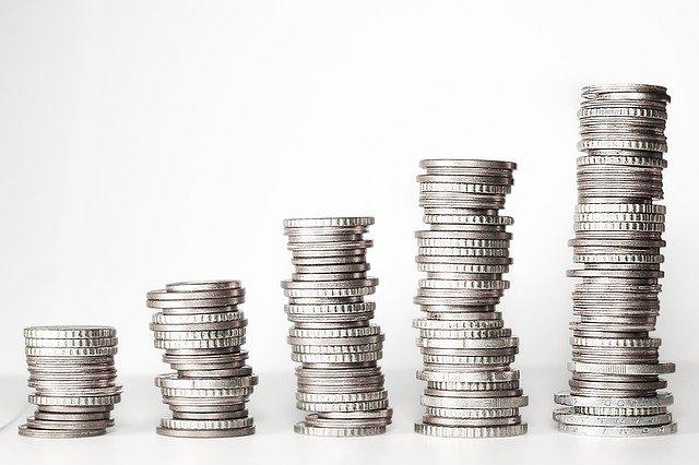 オンラインカジノでお金が増えるイメージ