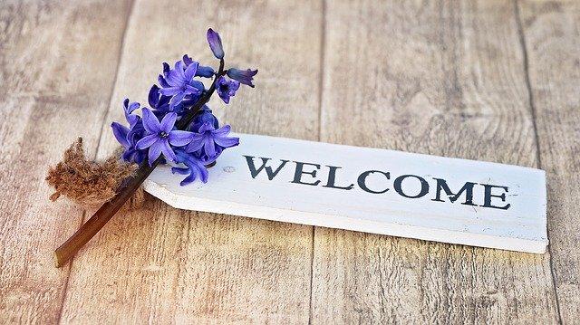 登録を歓迎するイメージ画像
