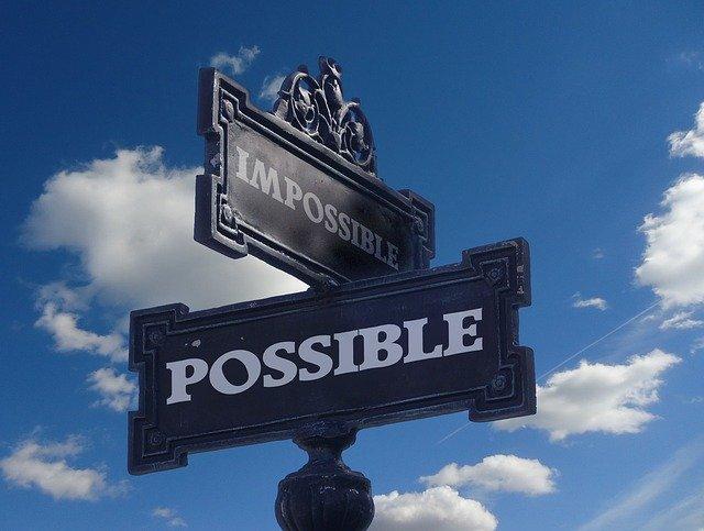 「可能」の画像