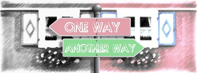 one-way another-way